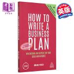 【中商原版】如何写商业计划(第6版) 英文原版 How to Write a Business Plan 6th Ed