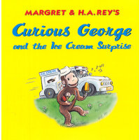 Curious George and the Ice Cream Surprise ISBN 9780547242859