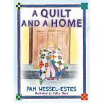 【预订】A Quilt and a Home