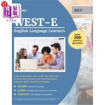 【中商海外直订】WEST-E English Language Learners (051) Study Guide