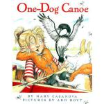 【预订】One-Dog Canoe
