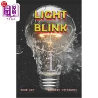【中商海外直订】Light Blink - Book One