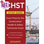 【中商海外直订】CHST Study Guide: Exam Prep for the Construction He