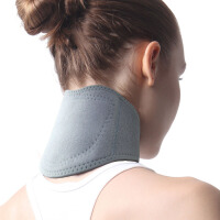 护颈带颈椎护颈保暖发热颈套护脖子 男女通用办公室保暖颈托