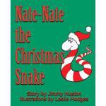 【预订】Nate-Nate the Christmas Snake: Illustrated