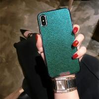 新款苹果X手机壳潮牌iphone7plus电镀硅胶套6抖音同款8女挂绳简约