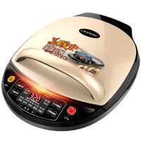 利仁电饼铛LR-D3020S可拆洗电饼称加大加深款电饼档双面加热烙饼 25MM加深烤盘 下盘可拆洗 智能电脑版