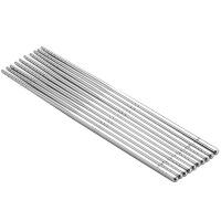 防滑防霉304不锈钢筷子10双套装家用家庭装德国合金金属中式十双 10双装
