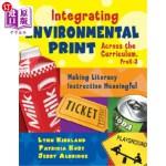 【中商海外直订】Integrating Environmental Print Across the Curricul