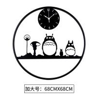 新中式挂钟客厅个性创意时尚钟表中国风艺术装饰挂表轻奢家用时钟