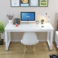 简易电脑桌台式家用办公桌简约现代学生学习写字台小书桌子经济型