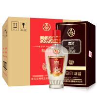 五粮液集团 52度精品酒H60 精装木制礼盒礼宴白酒 500ml*6瓶整箱装
