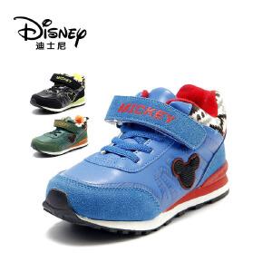 【达芙妮集团】迪士尼 运动毛毛虫运动鞋休闲鞋织布男童跑步鞋
