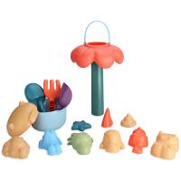 宝宝挖沙玩沙铲子戏水洗澡玩具儿童沙滩玩具套装