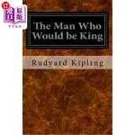 【中商海外直订】The Man Who Would Be King