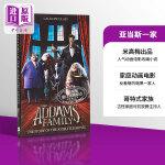 【中商原版】The Addams Family:The Story of the Movie 英文原版 亚当斯一家 电
