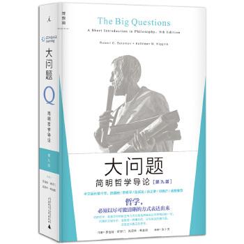 大问题:简明哲学导论 好读又难得的哲学入门书!