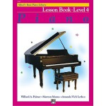 【预订】Alfred's Basic Piano Course Lesson Book, Bk 4