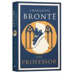 【中商原版】夏洛特・勃朗特: 教师 英文原版 Alma Classics: The Professor 中学生课外阅读