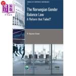 【中商海外直订】The Norwegian Gender Balance Law: A Reform That Fai