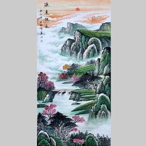 中国美协会员,龙云书画院院长侯桂峰(源远流长)1   4