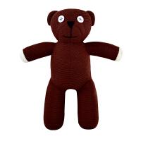 憨豆泰迪熊 憨豆先生泰迪熊小熊毛绒玩具公仔玩偶布娃娃可爱熊娃娃创意礼物萌 憨豆先生小熊
