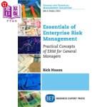 【中商海外直订】Essentials of Enterprise Risk Management: Practical