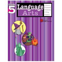 【现货】英文原版 Flash Kids 语言艺术:5年级 Language Arts, Grade 5 哈考特 9781