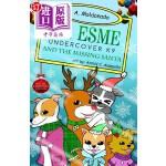 【中商海外直订】Ms. Esme Undercover K-9: And the Missing Santa