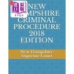 【中商海外直订】New Hampshire Criminal Procedure 2018 Edition