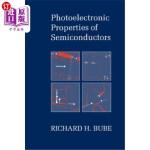 【中商海外直订】Photoelectronic Properties of Semiconductors
