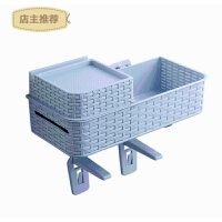 创意家居用品洗手漱台壁挂卫生间马桶收纳神器置物架子SN7762