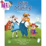 【中商海外直订】Milk Making: The Magic of Milk on the Moo-Ooove fro