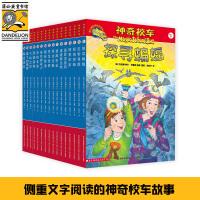 神奇校车・阅读版(全16册)-儿童文学