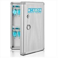 金隆兴B1024 铝合金24位钥匙箱多功能锁匙箱文化用品