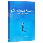 【中商原版】天蓝色的彼岸 英文原版 The Great Blue Yonder 畅销儿童文学小说 Alex Shear