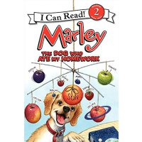 Marley: The Dog Who Ate My Homework 小狗马利吃掉了我的作业(I Can Read,
