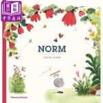 【中商原版】Sylvia Liang 小孩诺姆 英文原版 Norm 精装 尊重差异 梁雨晨 儿童故事绘本