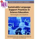 【中商海外直订】Sustainable Language Support Practices in Science E