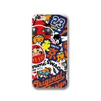 创意个性卡通iPhone7plus手机壳苹果6s硅胶软壳x保护套8plus防摔