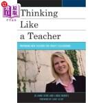 【中商海外直订】Thinking Like a Teacher: Preparing New Teachers for