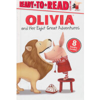 Olivia And Her Great Adventures奥莉薇大冒险合辑(含8个故事) (8 books in