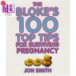 【中商海外直订】Bloke's 100 Top Tips for Surviving Pregnancy