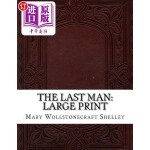 【中商海外直订】The Last Man: Large Print