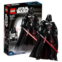 LEGO乐高 星球大战系列达斯・维达2018款 75534