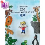 【中商海外直订】A Trip to the Zoo to Find out why the Sky is so Blu
