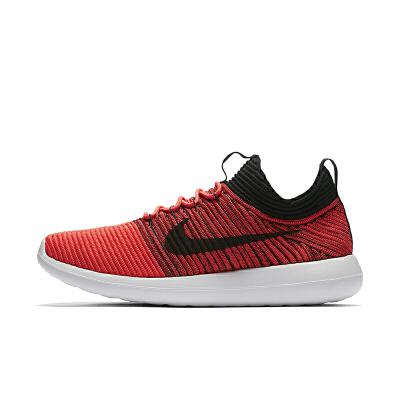 Nike/耐克  917688   女子休闲鞋  针织鞋面舒适轻便运动鞋 ROSHE TWO FLYKNIT V2