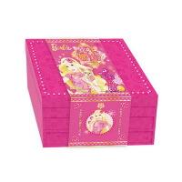 【旧书二手书九成新】姹紫嫣红芭比新年礼盒/美国美泰公司 著,海豚传媒 编