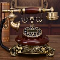 复古电话机 欧式电话机复古电话座机美式家用无线时尚座机电话