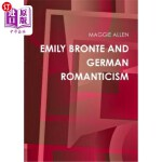 【中商海外直订】Emily Bronte and German Romanticism